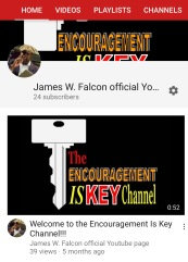 YouTube channel graphic